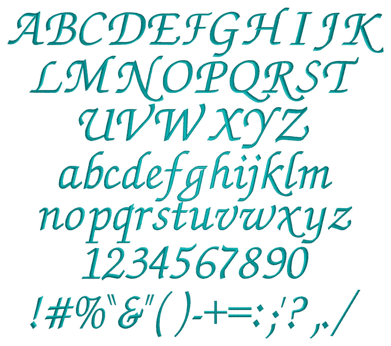 chancery italic calligraphy alphabet - photos alphabet collections